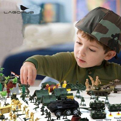 Сима - Игрушки для мальчиков — Солдатики — Игрушки и игры