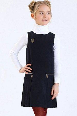 Сарафан,костюм.вискоза,прямой крой,карманы на молнии,юбка по бокам складки   мЛеди
