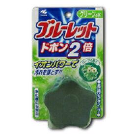 07113 Bluelet Dobon W Таблетка для бачка унитаза с эффектом окрашивания воды «Bluelet – травы»