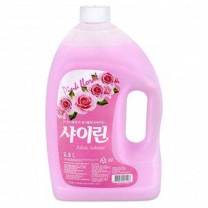 161186 SHAIRIN Концентрированный кондиционер для белья с ароматом Розовых цветов 2500мл