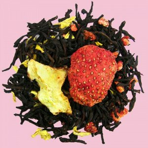 Чай Дыня-клубника