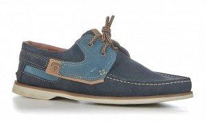 Ботинки мужские ROOMAN, Синий