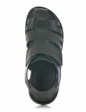 Туфли открытые EVITA, Черный