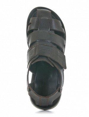 Туфли открытые EVITA, Коричневый