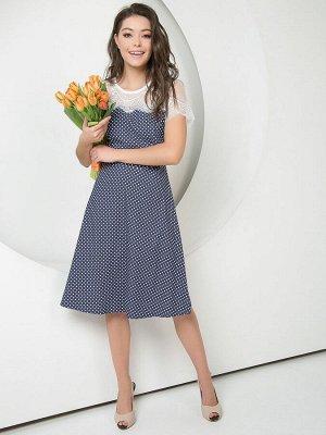 Платье Самая красивая(джинс)