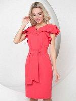 Платье Барби (светло-коралловый)