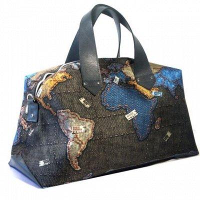 Nordi - Сумки твоей мечты!👜 Натуральная кожа! ✅Качество. — Дорожная сумка Paola 2 — Дорожные сумки