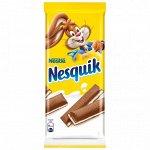 Шоколад Несквик Nesquik с молочной начинкой 100 г