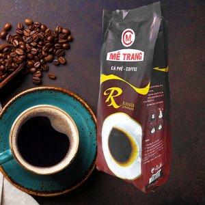Молотый кофе Робуста (т.м. Мечанг) 500гр в мягкой пачке