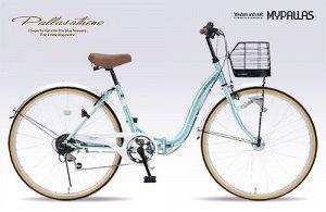 Городской складной велосипед MyPallas M-509 MT