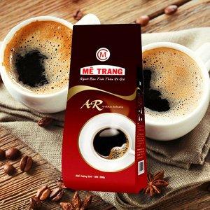 Молотый кофе Арабика+Робуста (т.м. Мечанг) 500гр в мягкой пачке