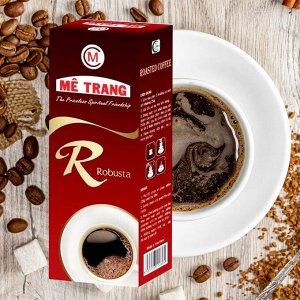 Молотый кофе Робуста (т.м. Мечанг) 250гр в картоне