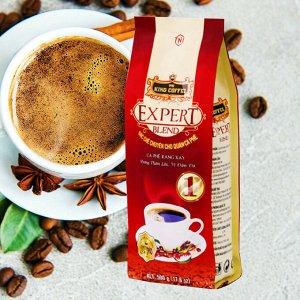 Молотый кофе, 500 гр, Состав: кофе молотый из зерен сортов Арабика, Робуста, Эксцельза ,Катимор, натуральная добавка шоколад.