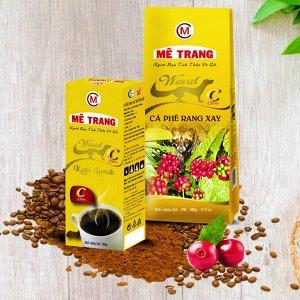 Молотый кофе фирмы «ME TRANG»  «Лювак Кофе Чон » Вес: 500 грамм.