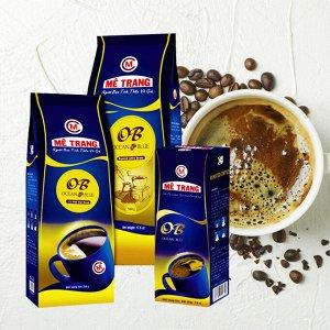 Молотый кофе фирмы «ME TRANG»  «ОушенБлу» Вес: 500 грамм.