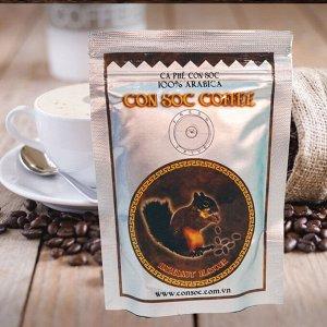 Кофе молотый «Белочка»Состав:• Арабика 500гр