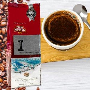 Молотый кофе I (inspiration),  Состав: кофе молотый из зерен сортов Арабика, Робуста, Эксцельза ,Катимор, 0,14% натуральные ароматизаторышоколад/масло/ кофе,  2% сои, 0,2% масло, 0,15 % виски 500 гр,