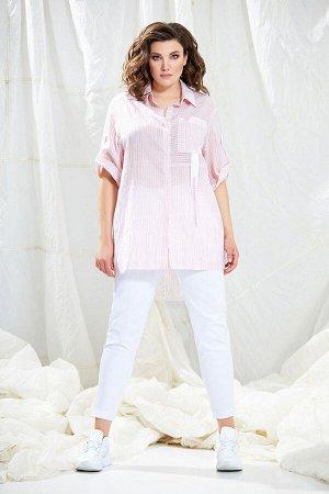 Рубашка Рубашка AVE RARA 2015  Состав: Хлопок-100%; Сезон: Лето Рост: 170  Блуза из 100% хлопковой, тонкой и легкой ткани свободного силуэта, длиной до середины бедра с застежкой спереди на пуговицы,