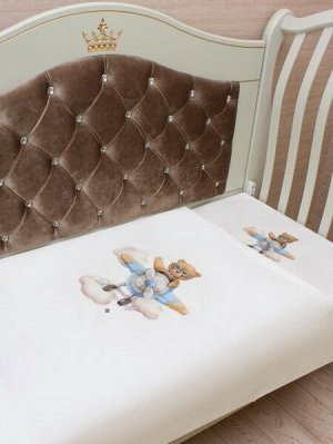 Комплект постельного белья из тенселя Мишка пилот