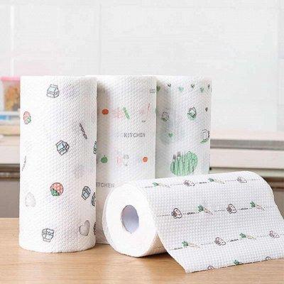 Садово-Огородная Ярмарка🌿 уДачный сезон — Бумажные полотенца/ многоразовые — Туалетная бумага и полотенца