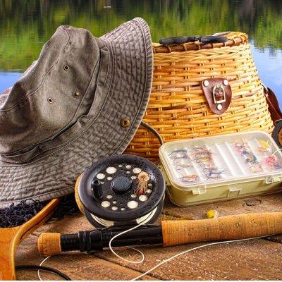 Садово-Огородная Ярмарка🌿 уДачный сезон — Рыбалка🎣 — Все для рыбалки