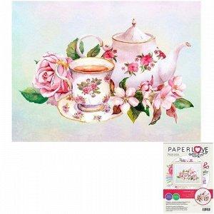 Набор ДТ Папертоль Утренний чай 15 х 20 см F0302