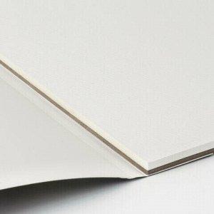 Альбом для акварели БОЛЬШОЙ, А3, ЗЕРНО, белая, 12л, 230г/м, склейка, BRAUBERG ART CLASSIC, 128962