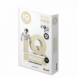 "Бумага IQ PREMIUM БОЛЬШОЙ ФОРМАТ (297х420 мм), А3, 120 г/м2, 250 л., класс ""А"", Австрия, белизна 170% (CIE)"