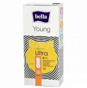 Прокладки ежедневные Bella Panty Ultra Young energy 20 шт