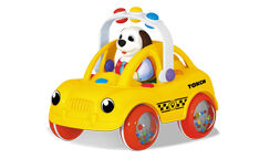 Машинка «Ватрушка. Такси» 01960 (1/6)
