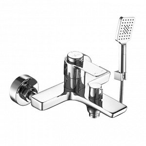 RS50-31 Смеситель термостатический для ванны с коротким изливом, хром, RS50-31