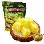 Ириски  со вкусом дуриана