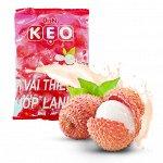 Конфеты леденцовые Oishi cool Lychee Candy