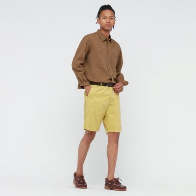 UNIQLO №22 Популярная одежда из Японии!! Рассрочка! — Мужские шорты — Шорты
