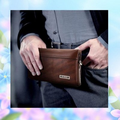 Кожаные сумки и рюкзаки по доступной цене!   — МУЖСКИЕ ПОРТМОНЕ — Кошельки