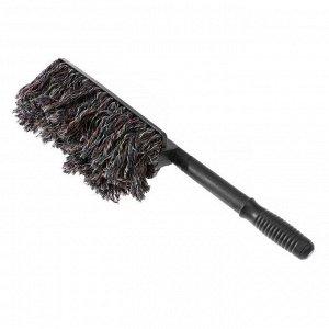Щетка для удаления пыли, 62 см, микрофибра, супер пушистый ворс 34?11 см