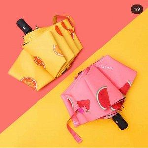 Яркий, сочный зонтик