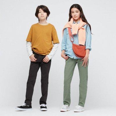 UNIQLO №22 Популярная одежда из Японии!! Рассрочка! — Детские штаны,джинсы,брюки — Брюки