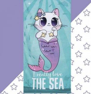 Полотенце Love the sea