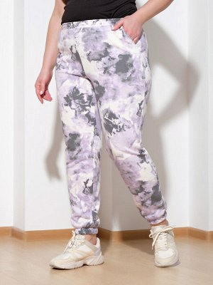 Брюки 0217-2 фиолетовый