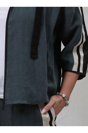 Жакет Тёмно-синий