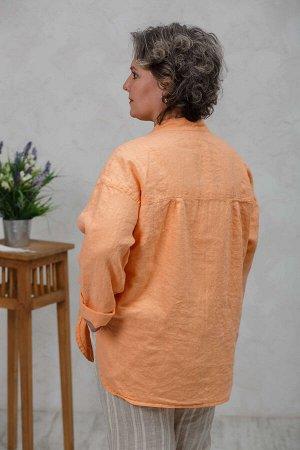 Рубашка Персик