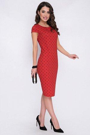 Платье Платье из трикотажного полотна. 30% вискоза 65% п/э,5% эластан