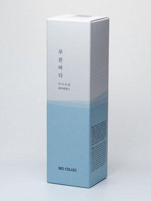 BIO CELLEC  Увлажняющая эмульсия для лица на основе морской воды