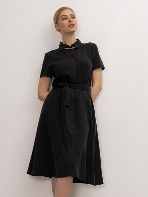 Платье-Рубашка PL1159/berne