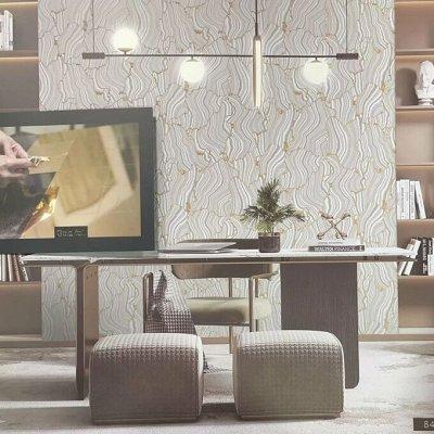 Дизайнерские обои из салонов города 💥  — Обои Medici  Bernardo Bartolucci 1,06х10м — Отделка для стен и потолков