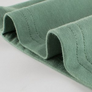 Лонгслив для мальчика Зеленый (Яркая одежда для детей)