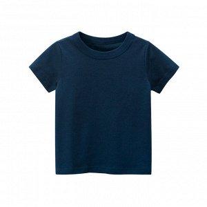 Футболка для мальчика Темно-синий (Яркая одежда для детей)
