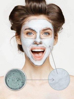 Пузырьковая кислородная детокс маска 100мл