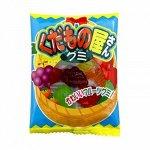 Мармелад жевательный фруктовое ассорти YAOKIN 1гр
